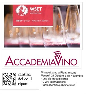 CORSI WINE & SPIRIT EDUCATION TRUST (WSET)