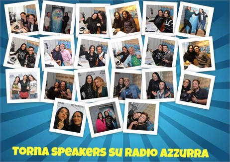 "TUTTI I MERCOLEDÌ ON AIR C'È ""SPEAKERS"""