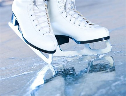 "AZZURRA ""ON ICE""!"