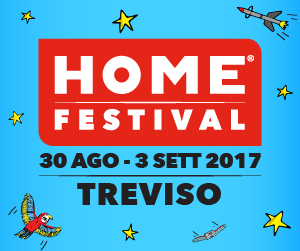 CON RADIO AZZURRA ALL'HOME FESTIVAL 2017