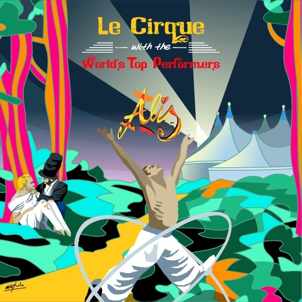 "GIOCA E VINCI ""LE CIRQUE WITH THE WORLD'S TOP PERFORMERS"""